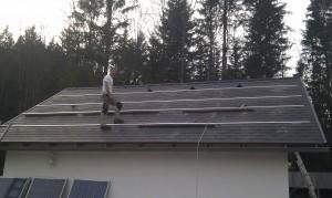 Photovoltaikanlage 2013