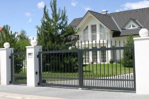 elektrische Tore und Zäune von Guardi